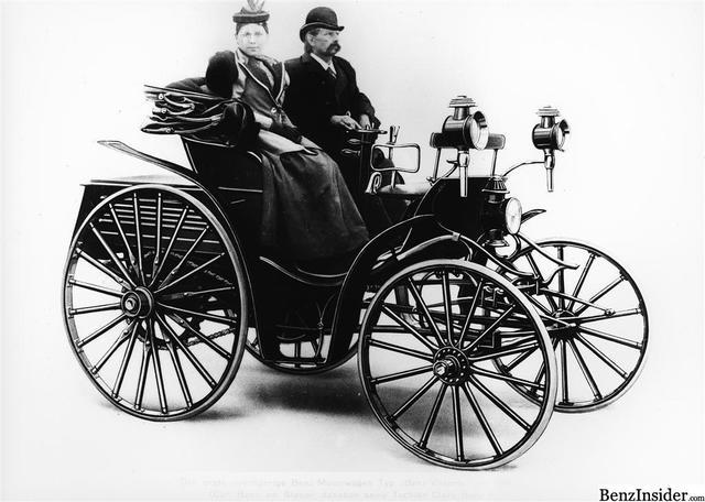 Karl Benz's Automobile