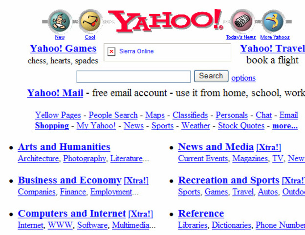 The history of digital media timeline timetoast timelines yahoo urtaz Image collections