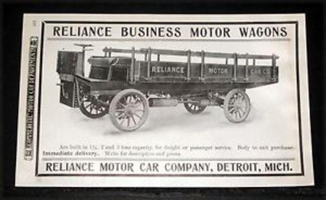 Motor Wagons