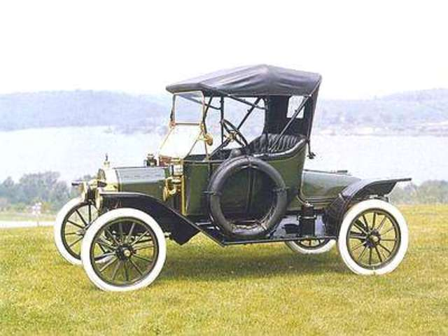Ford Model T Runabout