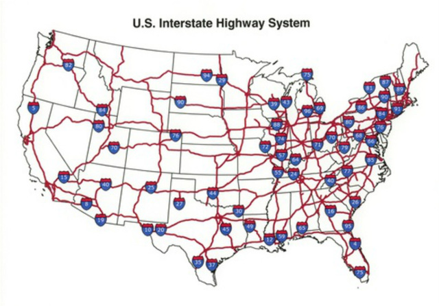 The Interstate Highway Act