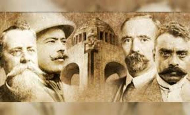 Las causas directas de la Revolución Mexicana
