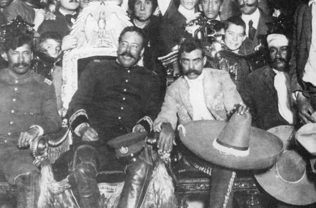 objetivos de la revolución Mexicana