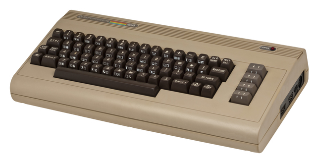 Commodore 64 OS - ROM