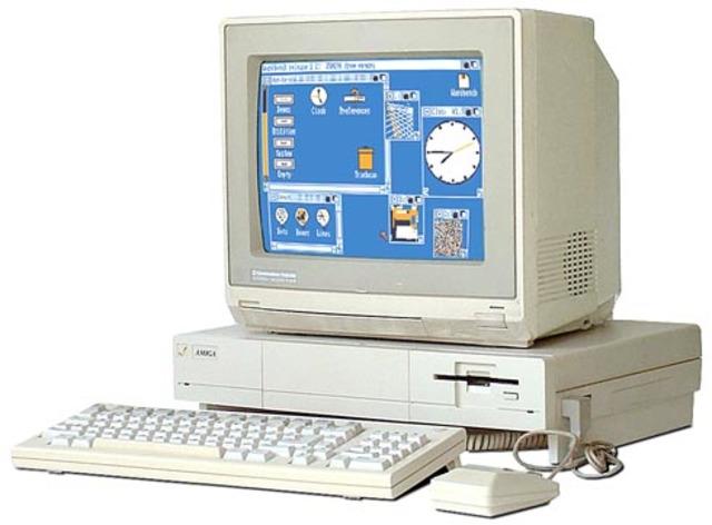 Atari Amiga - 1000