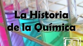 La historia de la Quimica timeline