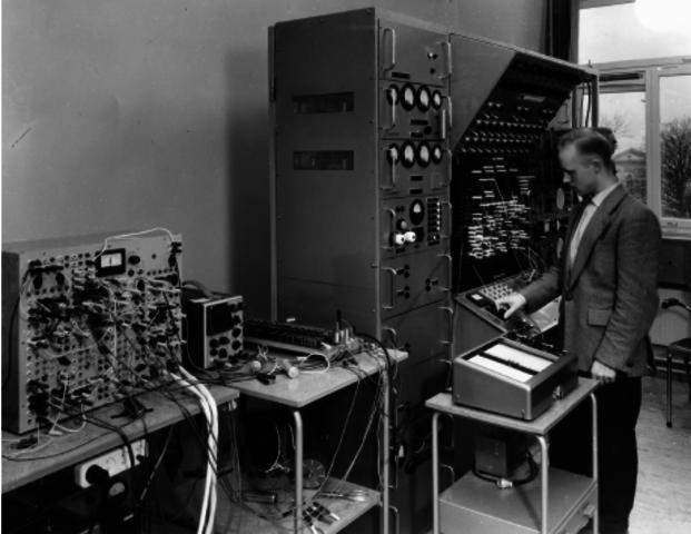 Control cooperativo entre usuarios y máquinas de Gordon Pask