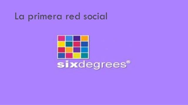 Aparición de la primera red social- SIXDEGREES