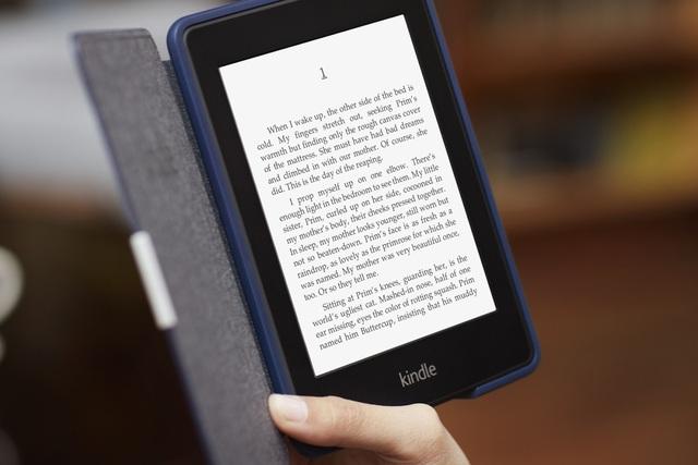 KINDLE (E-BOOKS)