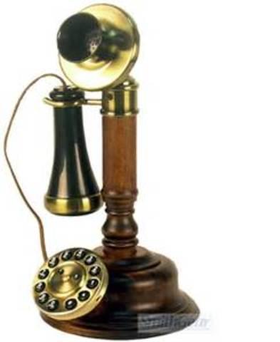 history of telephones timeline | Timetoast timelines