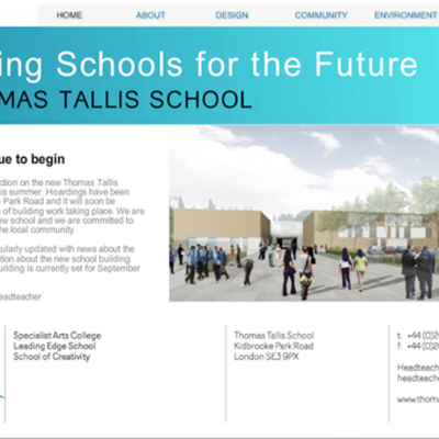 BSF - Moving to the new school timeline