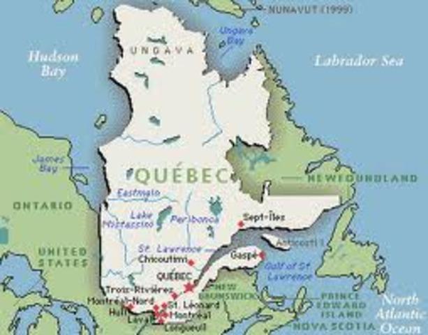 Se crea en Quebec la oficina de cursos por correspondencia