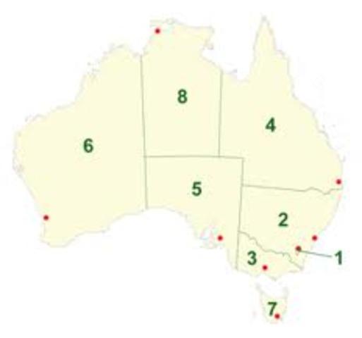 Australia fue el primer país que empleó de forma sistemática y a gran escala la enseñanza pro correspondencia.