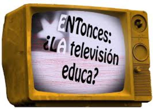 TV en la enseñanza