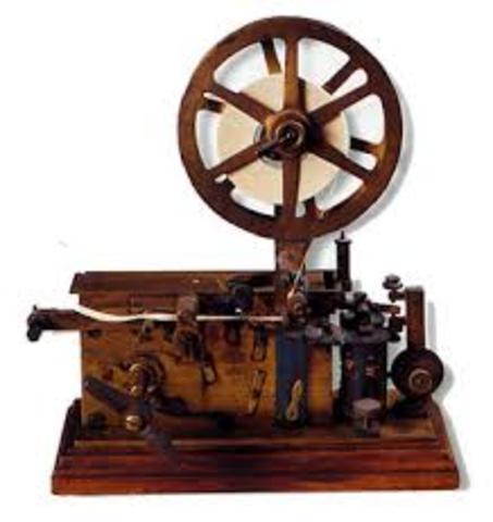 En 1887 se establece la comunicación telegráfica entre México y Guatemala