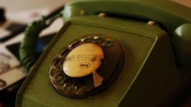 En 1878 es introducida en México la telefonía