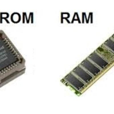 TRASCENDENCIA DE MEMORIAS RAM Y ROM timeline