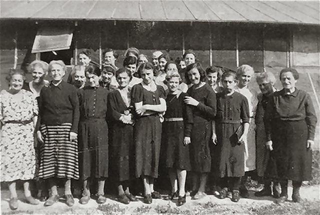 Se abre el campo de concentración de Gurs (Francia)