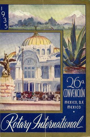 Convención del Club de Rotarios en México
