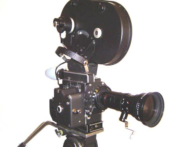 Primeras cámaras desplazables