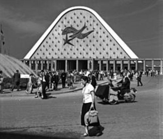 Exposición General de primera categoría de Bruselas