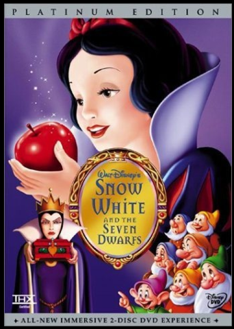 Snow White and the Seven Dwarves was released.