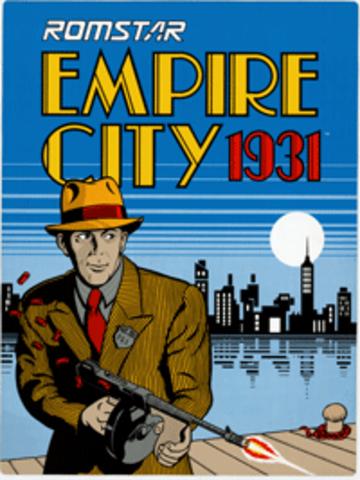 Empire city:1931