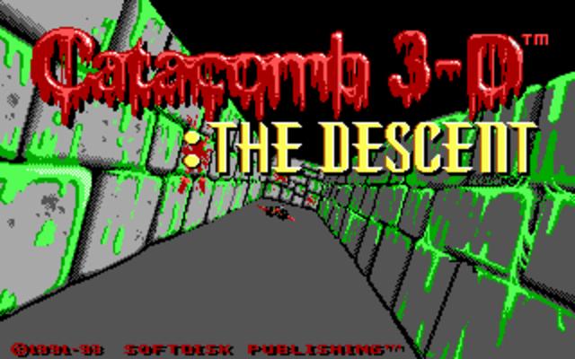 Catacomb-3D