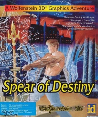 Spears of Destiny