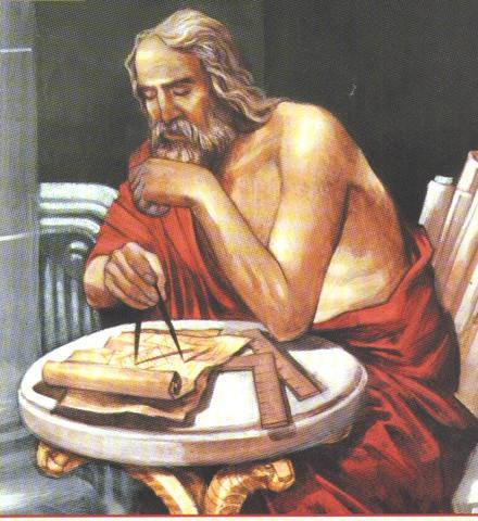 Arquímedes (287 -212 a.C.)