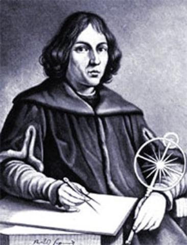 Nicolás Copérnico (1473-1543)
