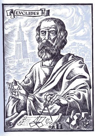 Euclides (330 a.C. - 275 a.C.)