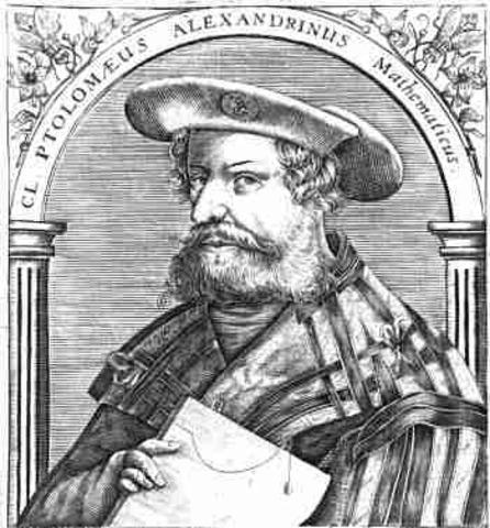 ptolomeo, claudius ptlonoeus