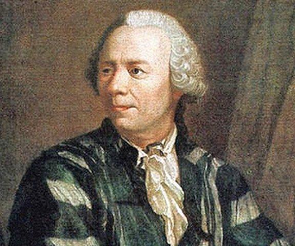 Leonhard Euler (1707 -1783)