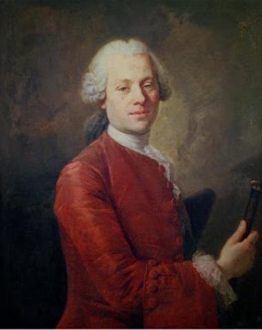 Jean le Rond d'Alembert (1717-1783)