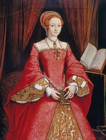 Queen Elizabeth 1 Of England Timeline Constitutional ...