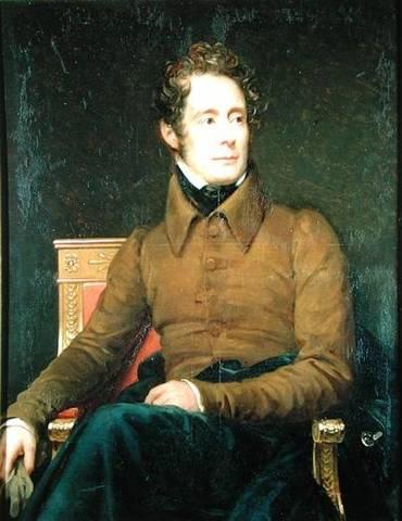 Alfonso Lamartine