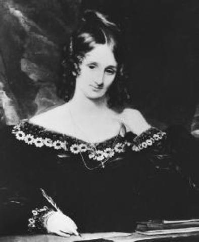 Mary w. Shelley