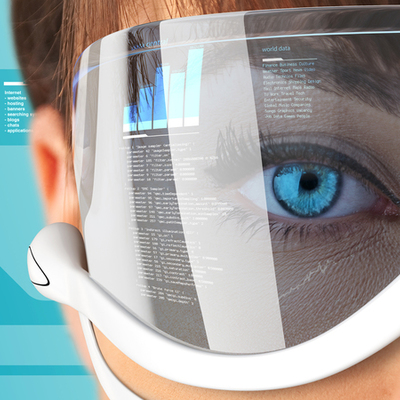 New Media, Augmented Reality timeline