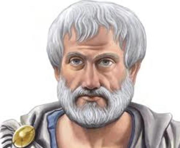 Aristóteles (griego, 384-322  A.C.)