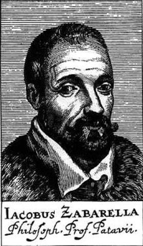 Jacobo Zabarella (italiano, 1533-1589)