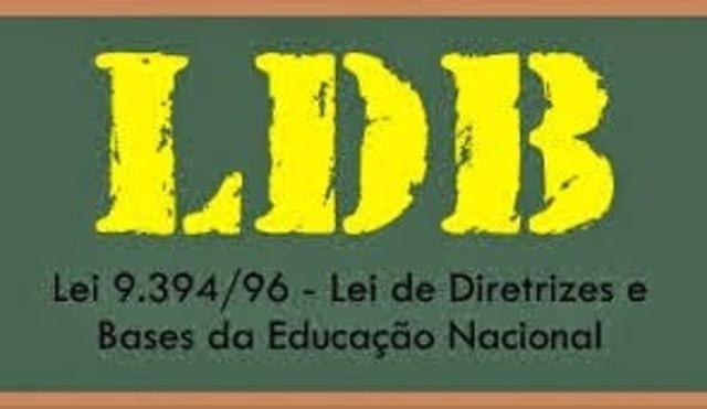 Ldb sobre educação especial