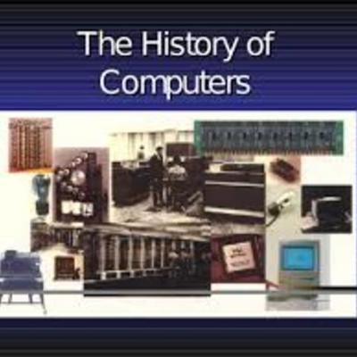 History of Computers timeline