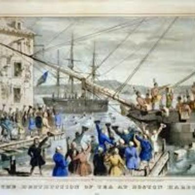 pre-revolution timeline