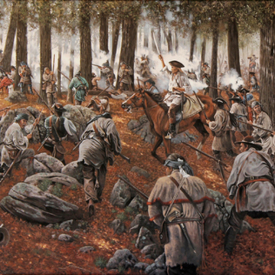 Fighting The American Revolution timeline