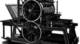 The Evolution Of The Printer timeline