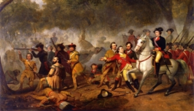French and indian war date in Perth