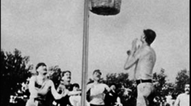 Evolution of the Basketball Hoop timeline