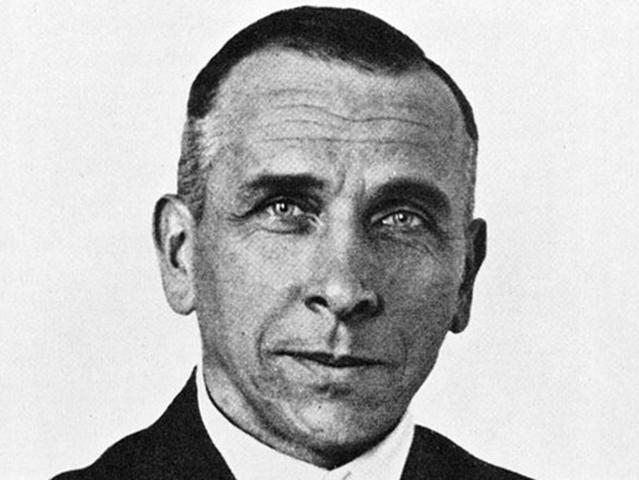 Alfred Wegener's Initial Conjecture