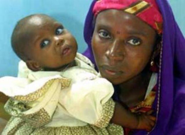 campaña contra la lapidación de la nigeriana Amina Lawal, lanzadapor Amnistía Internacional